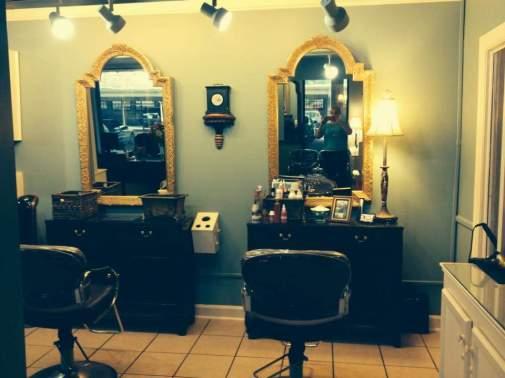 Booth Rental Lexington Kentucky Hair Salon Hair color Hair cut Chevy Chase Nicole Elias